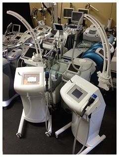 Used Medical Lasers In Stock!